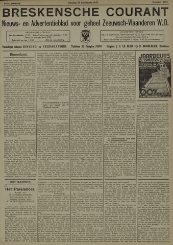 Breskensche Courant 1935-09-10