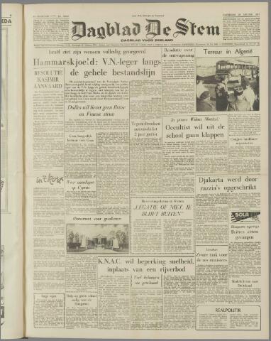 de Stem 1957-01-26