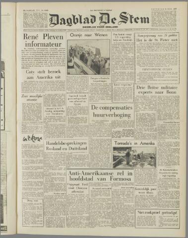 de Stem 1957-05-25