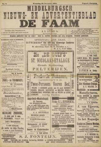 de Faam en de Faam/de Vlissinger 1904-11-30