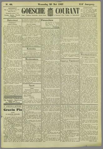 Goessche Courant 1927-05-25