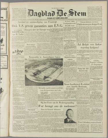 de Stem 1954-04-17