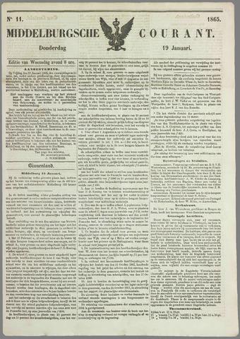 Middelburgsche Courant 1865-01-19