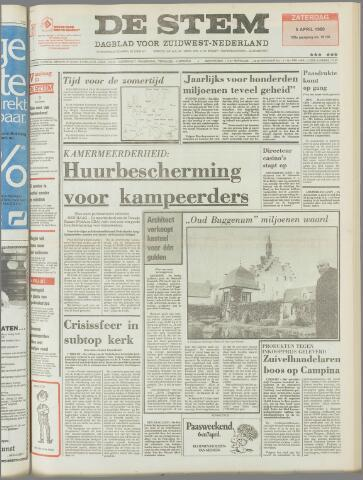 de Stem 1980-04-05