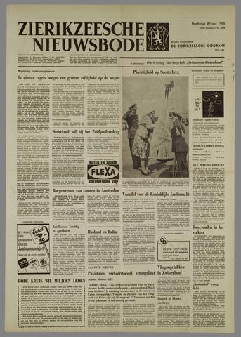 Zierikzeesche Nieuwsbode 1965-05-20