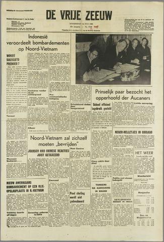 de Vrije Zeeuw 1966-07-14