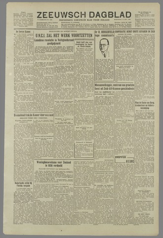 Zeeuwsch Dagblad 1949-12-14