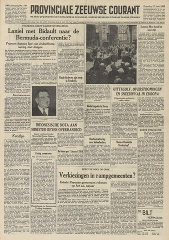 Provinciale Zeeuwse Courant 1953-06-27