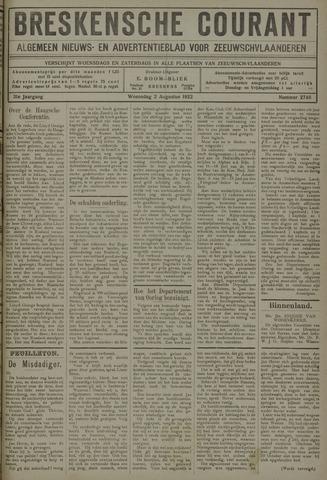 Breskensche Courant 1922-08-02