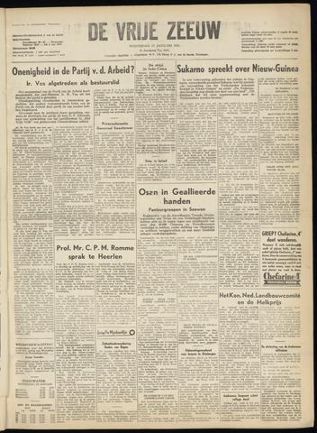 de Vrije Zeeuw 1951-01-17