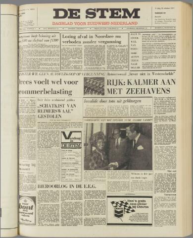 de Stem 1971-10-22