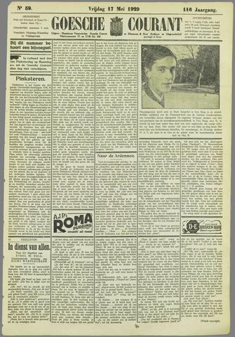 Goessche Courant 1929-05-17