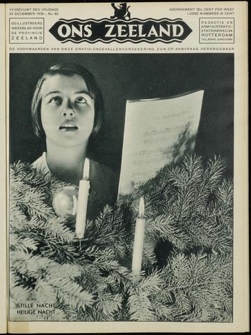 Ons Zeeland / Zeeuwsche editie 1932-12-23