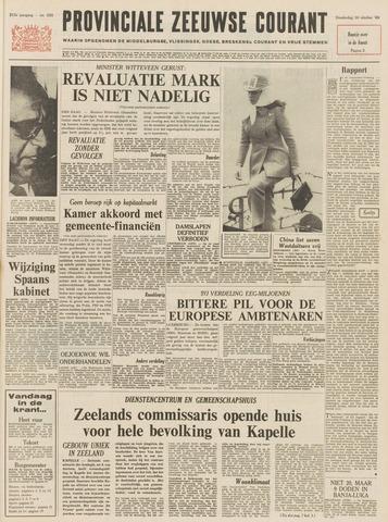 Provinciale Zeeuwse Courant 1969-10-30