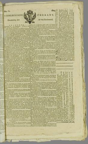 Middelburgsche Courant 1809-05-11