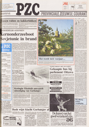 Provinciale Zeeuwse Courant 1989-04-08