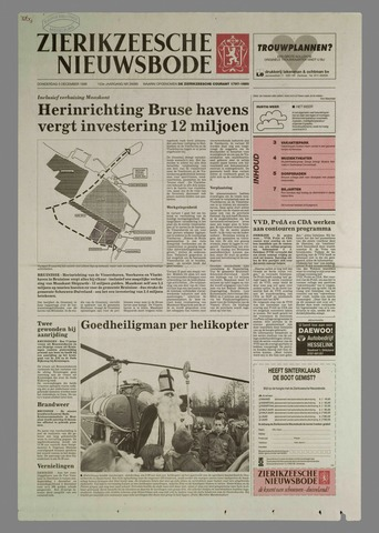 Zierikzeesche Nieuwsbode 1996-12-05