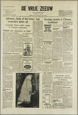 de Vrije Zeeuw 1967-01-12