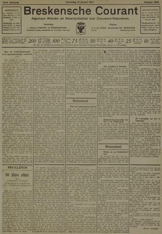 Breskensche Courant 1934-01-10