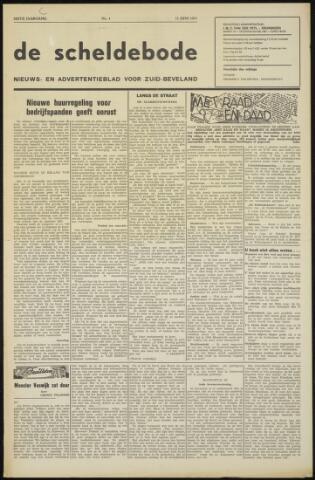 Scheldebode 1971-06-11