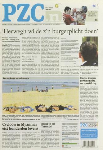 Provinciale Zeeuwse Courant 2008-05-05
