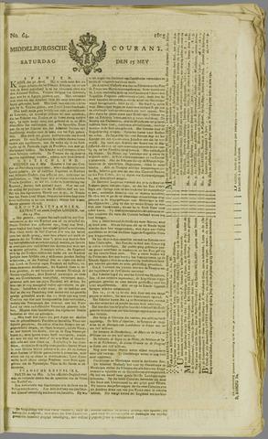 Middelburgsche Courant 1805-05-25