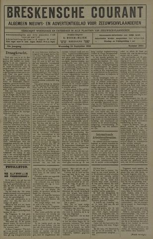 Breskensche Courant 1924-09-24