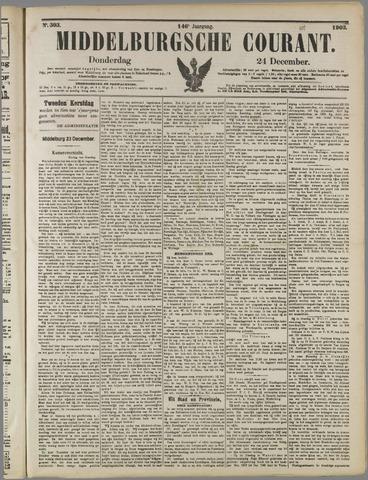 Middelburgsche Courant 1903-12-24