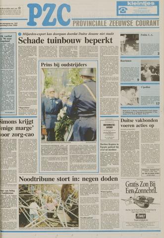 Provinciale Zeeuwse Courant 1992-05-06