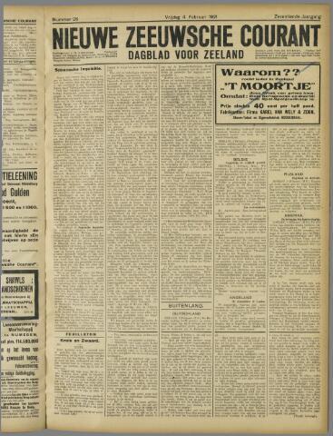 Nieuwe Zeeuwsche Courant 1921-02-04