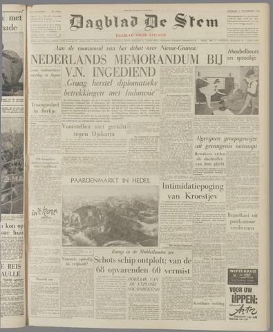 de Stem 1961-11-07