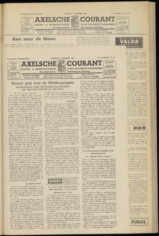 Axelsche Courant 1952-12-03