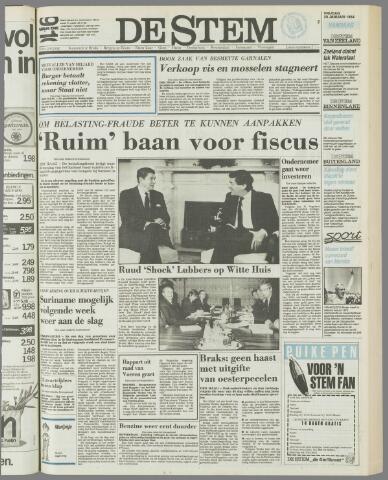 de Stem 1984-01-20
