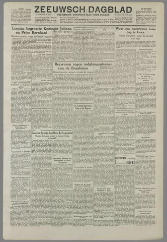 Zeeuwsch Dagblad 1950-11-22