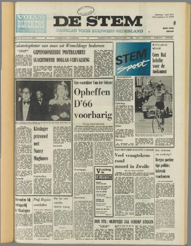 de Stem 1974-04-01
