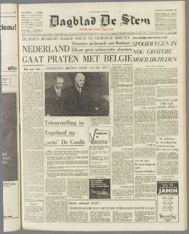de Stem 1967-11-28