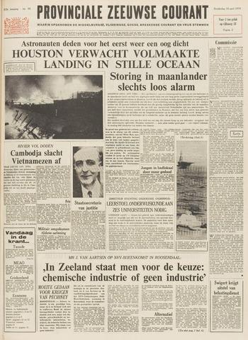 Provinciale Zeeuwse Courant 1970-04-16