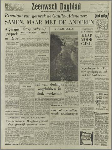 Zeeuwsch Dagblad 1962-07-09