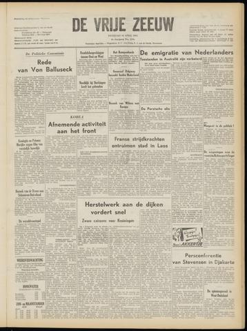 de Vrije Zeeuw 1953-04-14