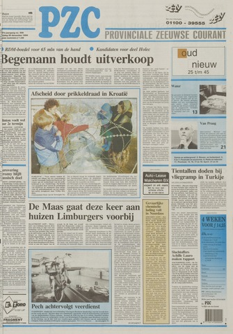 Provinciale Zeeuwse Courant 1994-12-30