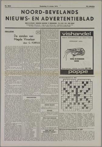 Noord-Bevelands Nieuws- en advertentieblad 1978-10-19