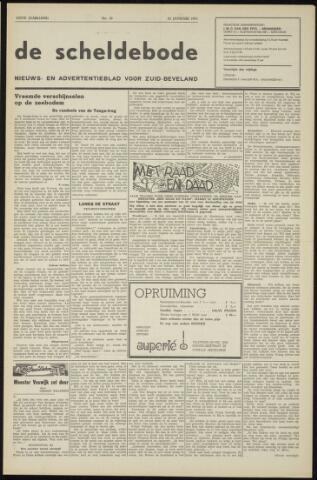 Scheldebode 1971-01-22
