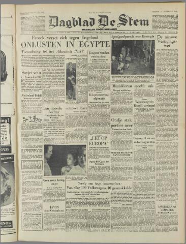 de Stem 1950-11-17