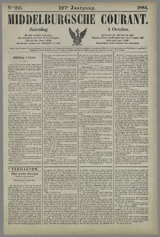 Middelburgsche Courant 1884-10-04