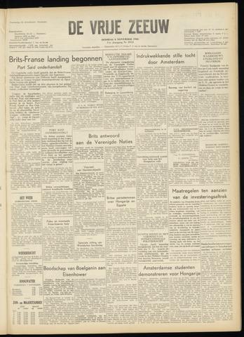 de Vrije Zeeuw 1956-11-06