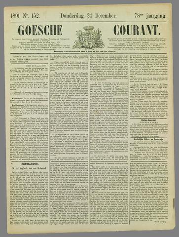 Goessche Courant 1891-12-24