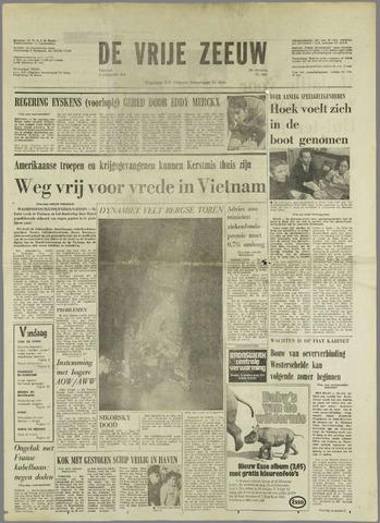 de Vrije Zeeuw 1972-10-27