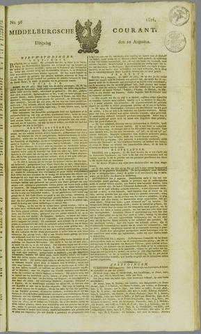 Middelburgsche Courant 1824-08-10