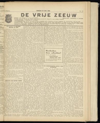 de Vrije Zeeuw 1945-08-28