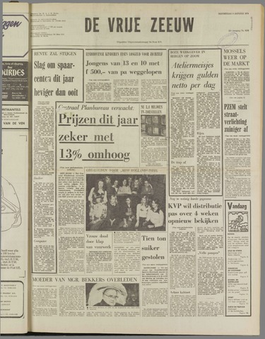 de Vrije Zeeuw 1974-01-03